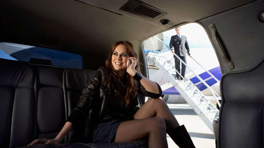 Limo Services are Affordable - airport limousine service - Light House Party Bus Limo
