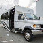 Harbor Beach Party Bus - Lighthouse Party Bus & Limo