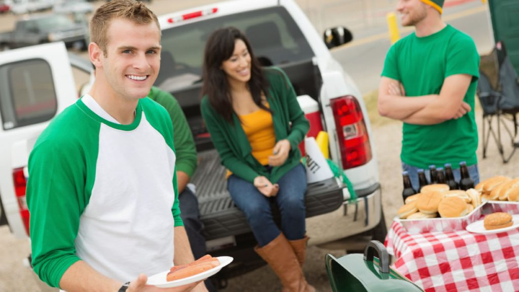 Food Selections & Ideas - tailgate party bus rental - Light House Party Bus Limo