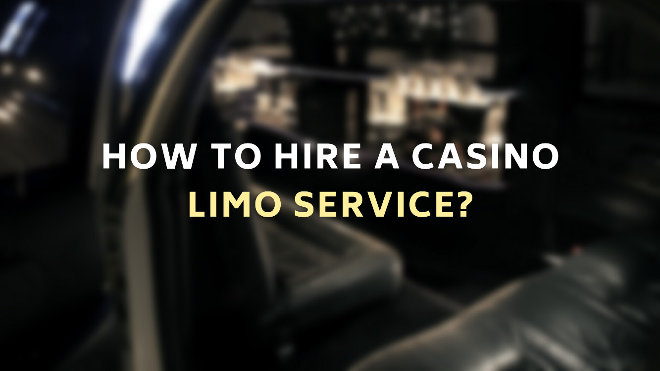 How to Hire The Perfect Transportation For A Casino Trip - Light House Party Bus Limo