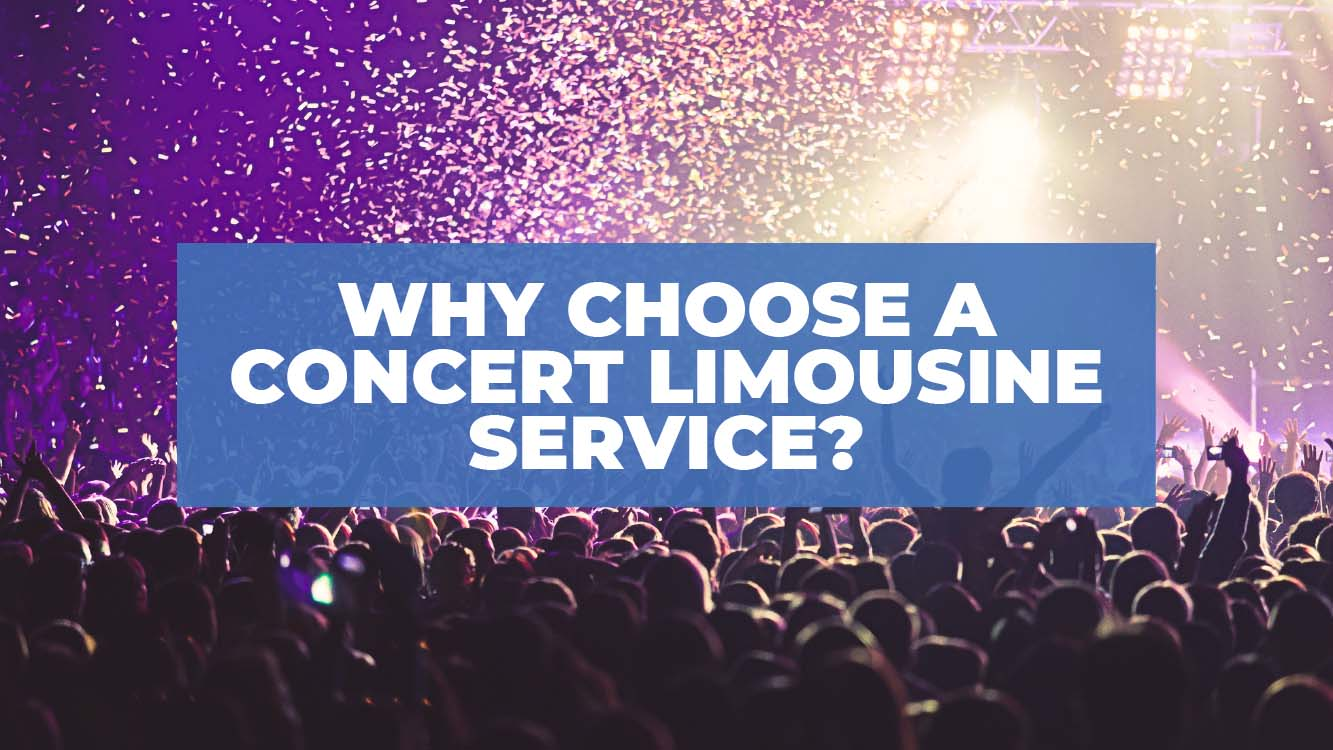 Why Hire A Party Bus & Limousine Service For Concerts - Light House Party Bus Limo